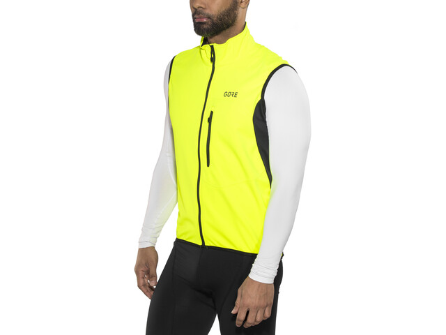 GORE WEAR C3 - Gilet cyclisme Homme - jaune